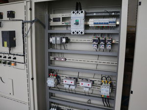 Electronic Cabinet Quality Control