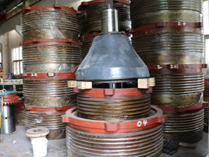 Equipment Pulley Stock
