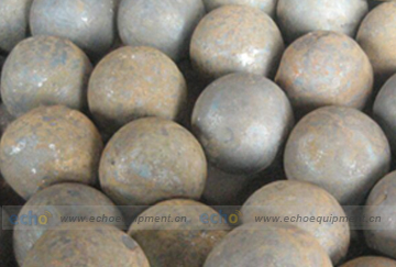 Forged Ball for Grinding Mill