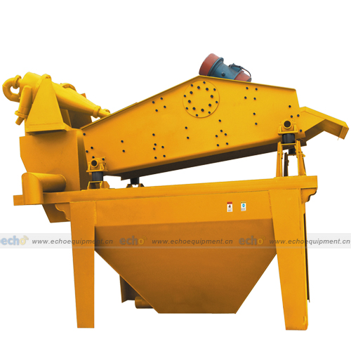 Sand Collecting System