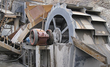 400 TPH limestone crushing sand production line
