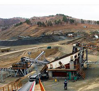 50T/H -80T/H Stone Crushing Plant