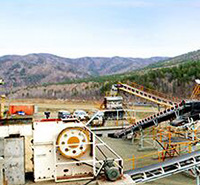 100T/H to 150T/H Stone Crushing Plant