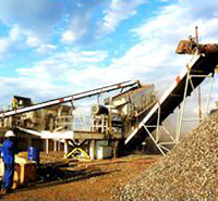 80T/H -100T/H Stone Crushing Plant