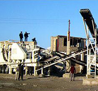 150T/H - 200T/H Stone Crushing Plant